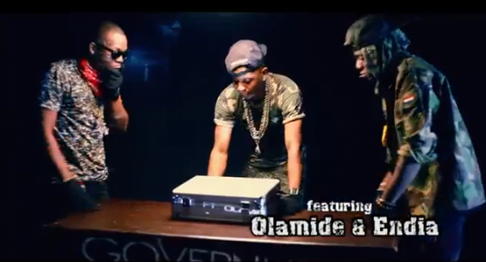 Reminisce ft Olamide, Endia- Government