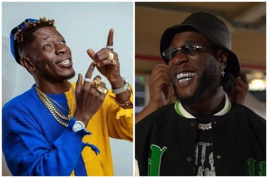 Shatta Wale lashes out at Burna Boy, See why!