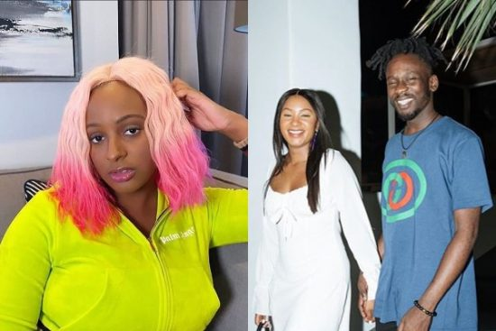 Temi Otedola reveals what DJ Cuppy told her when she started dating Mr Eazi