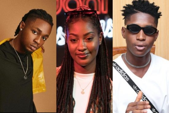 Top 10 Naija Songs from the Raves of the Moment