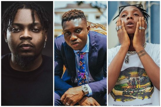 Top 10 Naija songs of 2020 heavily affected by the pandemic.