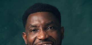 Watch the moment Timi Dakolo surprises his fan.