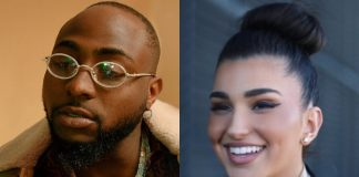 Enisa endorses Davido's hit track Jowo as her new jam