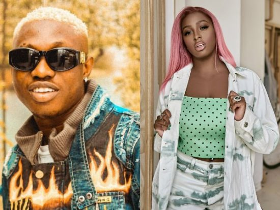 More Uncovers As Lady Alleges DJ Cuppy Ignored Zlatan Ibile first