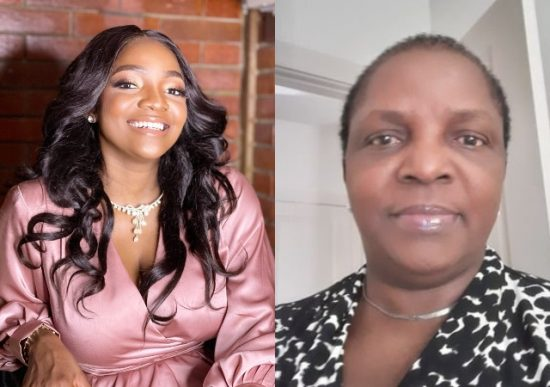 """I am going to delete your account""- Simi threatens mum"