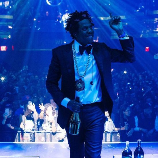 American rapper Jay-Z sells 50% stake of his Champagne brand