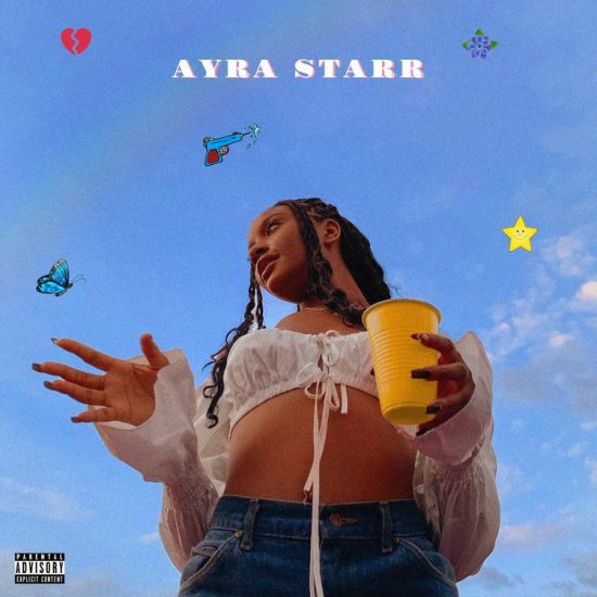 Ayra Starr- Away