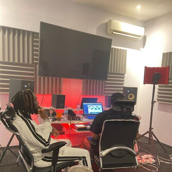 Rexxie hints on a collaboration with Burna Boy