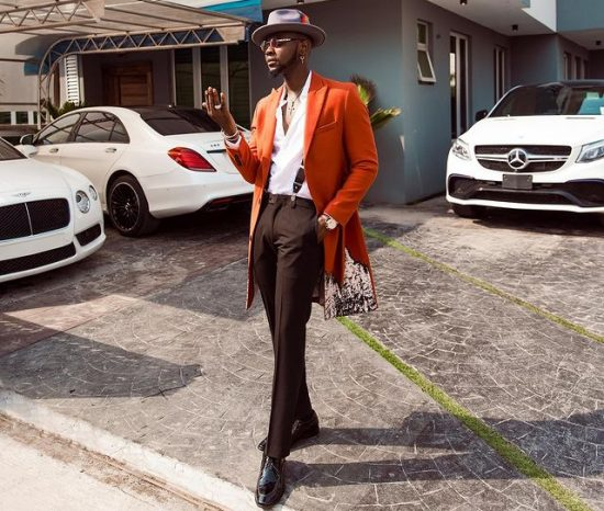 'Couple of months ago I couldn't even stand'-Kizz Daniel