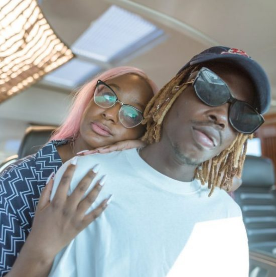 DJ Cuppy and Fireboy DML tease fans with Loved Up Photos