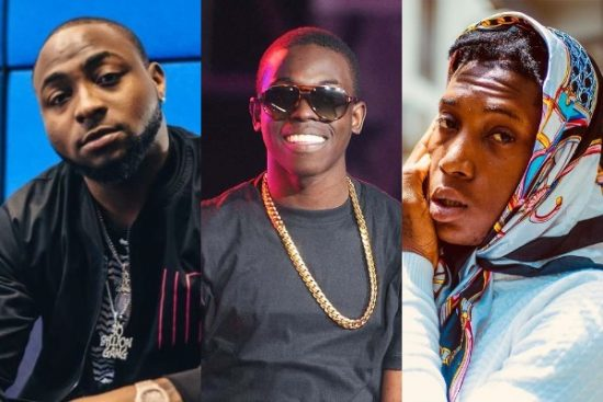 Davido reacts after being asked to get Bobby Shmurda and Bella Shmurda to collaborate