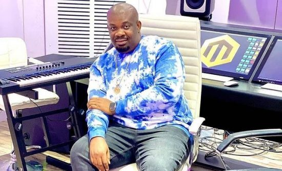 Don Jazzy reacts as fan calls him most Influential person in the music Industry