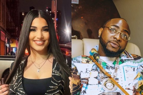 Enisa drops hints on her collaboration, Love Cycle remix with Davido