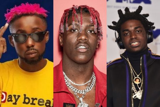 Erigga reacts as Lil Yatchy surprises Kodak Black with a Welcome-home gift