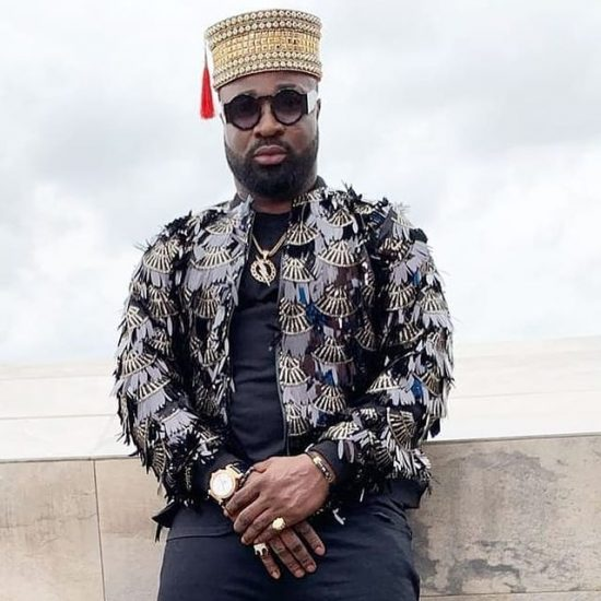 Harrysong reacts as Lady goes spiritual to win his heart