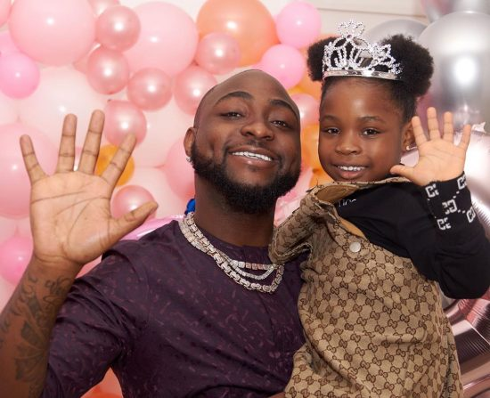 """""""I only had to be The Best""""- Davido tells Imade after she questioned him"""