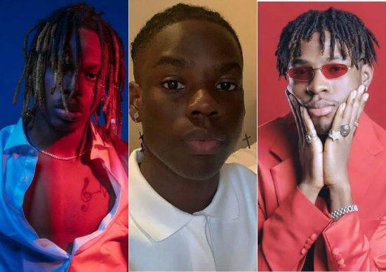Joeboy x Rema x Fireboy DML song that will fill our soul