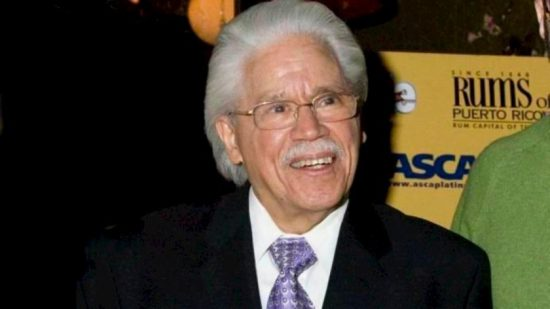 Grammy nominee Singer, Johnny Pacheco dies at age 85