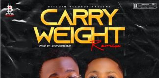 MaxiMoney ft. Destiny Boy - Carry Weight (Remix)