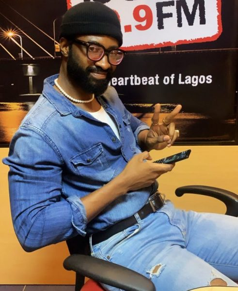 Singer Ric Hassani reveals he was robbed at gun point