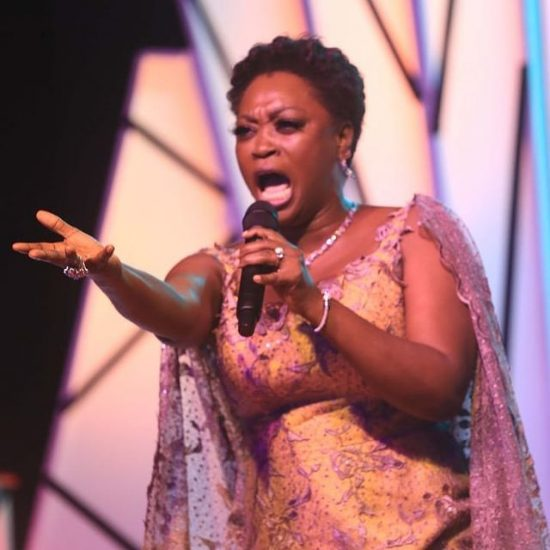 Singer, Yinka Davies loses her only child to ailment