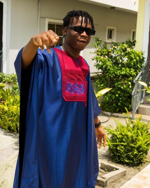 Starboy singee Terri laments his ordeals with his music career