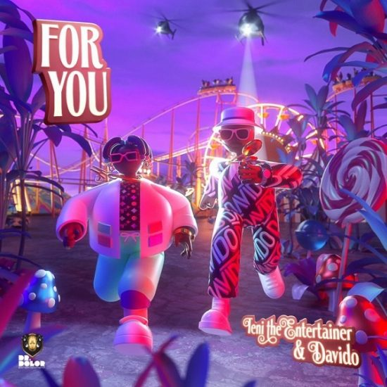 Teni ft. Davido – For You