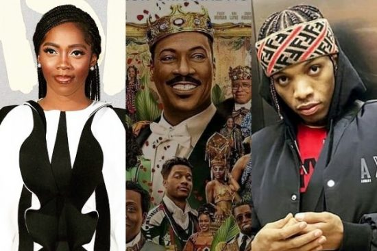 Tiwa Savage, Tekno, others to feature on the soundtrack album for Coming to America 2