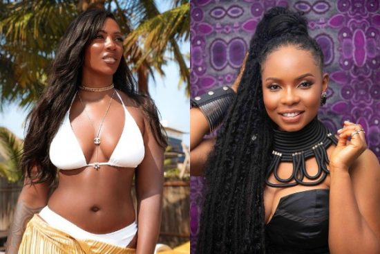 Tiwa Savage and Yemi Alade: The Two Sides of the Same Coin.