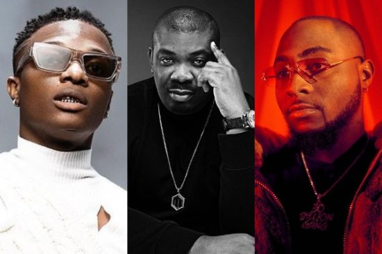 Top 10 Most Streamed Nigerian Record Label songs on Spotify