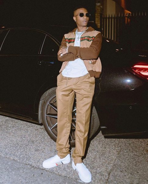Wizkid opens up on Marriage, controversies and Made In Lagos album