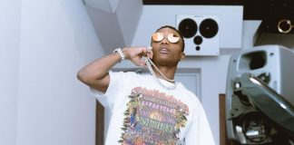 Wizkid sets new record on Billboard world album chart
