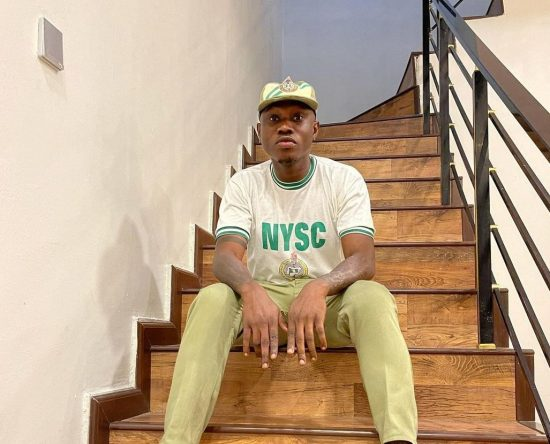 Zlatan Ibile passes out from the NYSC scheme