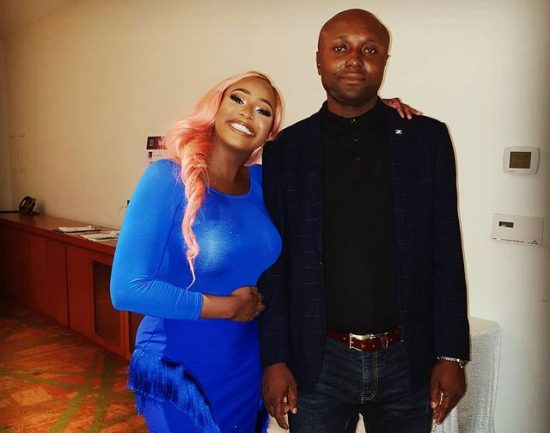 Davido's logistic manager Isreal DMW has finally rendered an apology to DJ Cuppy and her family over his libelous statement.