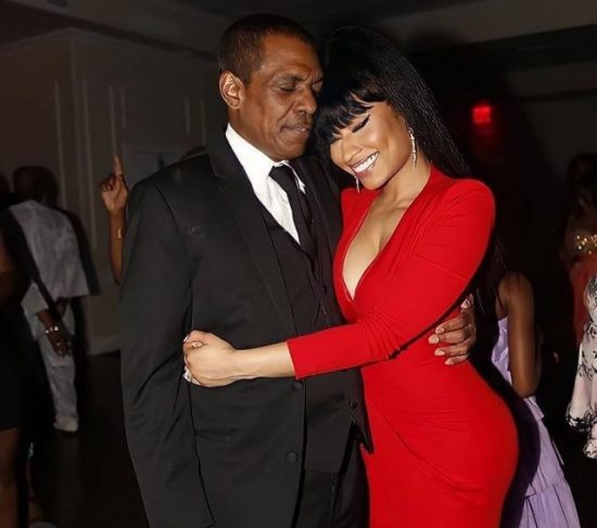 American rapper, Nicki Minaj loses dad to hit-and -run accident