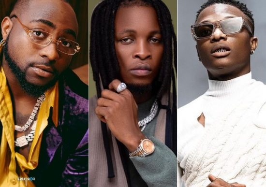 Laycon, Wizkid and others nominated for same category in Gage Awards