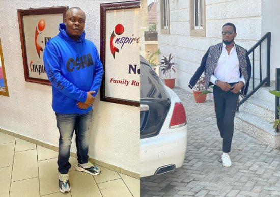 Songwriter Bankulli reveals the kind of relationship he has with Dbanj