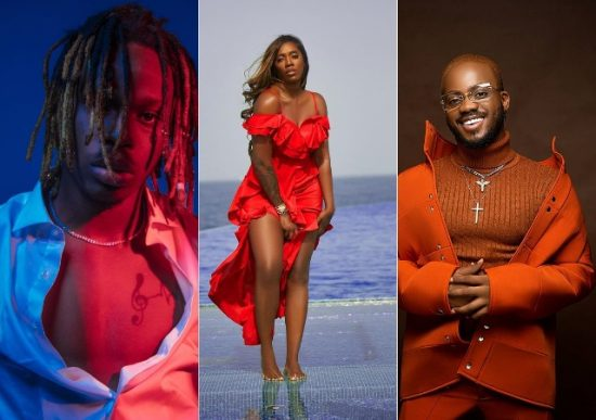 Nigerian artists born in the month of February
