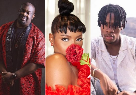 Artistes who received Valentine's day letters from fans on Twitter