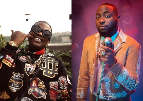 South African singer, Focalistic announces new song with Davido