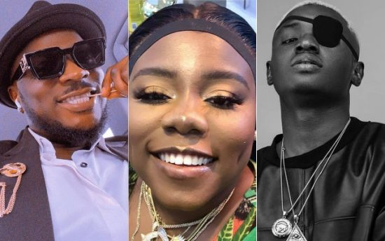 5 latest Naija songs to keep your weekend buzzing