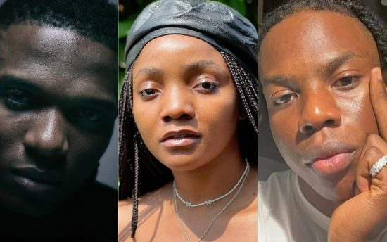 5 trio Nigerian artistes we would love to see their collaboration