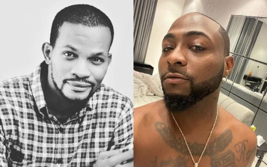Actor Uche Maduagwu reveals what God told him about Davido