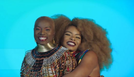 Angelique Kidjo and Yemi Alade team up for another collaboration