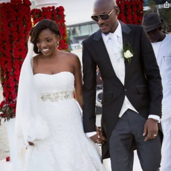 Annie Idibia pens words to 2Baba as they celebrate their anniversary