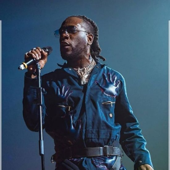 "Burna Boy's ""Twice As Tall"" album becomes biggest African selling on Boomplay"