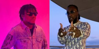 CDQ releases video footage as he alleged Burna Boy stabbed him