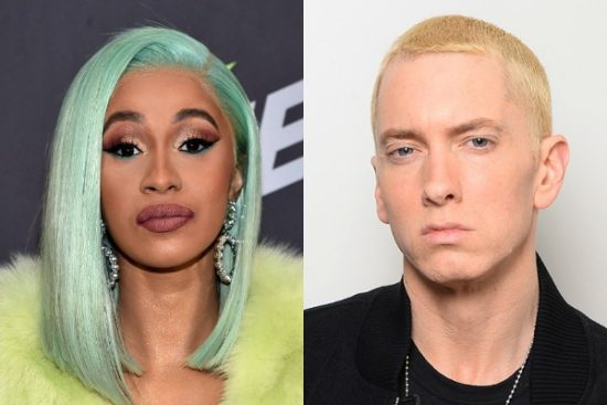 Cardi B debunks Rumours of Eminem Snubbing a Feature on Her New Album