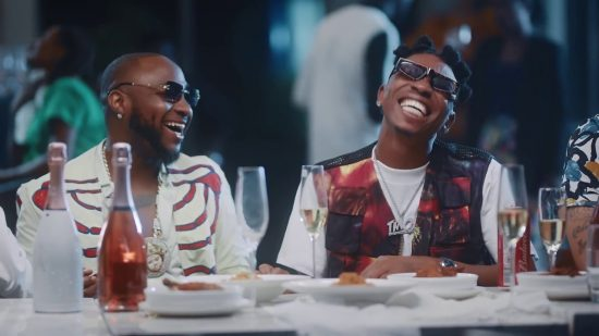 Collaborative Songs from Mayorkun and Davido to put on replay
