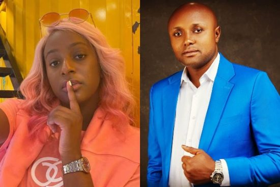 DJ Cuppy withdraws court case against Isreal DMW